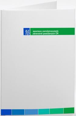 AZZP - Logo - Stationery Folder 2