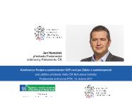 Jan Hamáček, předseda PSP ČR
